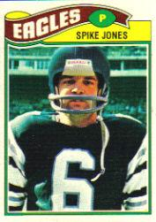 1977 Topps #426 Spike Jones