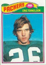 1977 Topps #434 Eric Torkelson RC