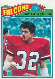 1977 Topps #507 Ray Easterling RC