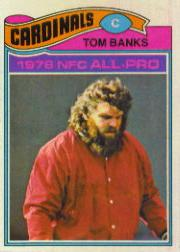 1977 Topps #520 Tom Banks