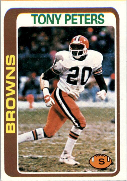 1978 Topps #113 Tony Peters RC