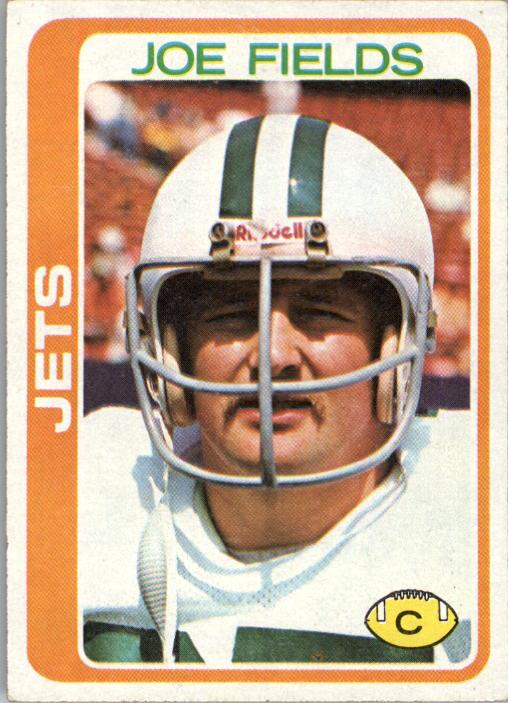 1978 Topps #161 Joe Fields
