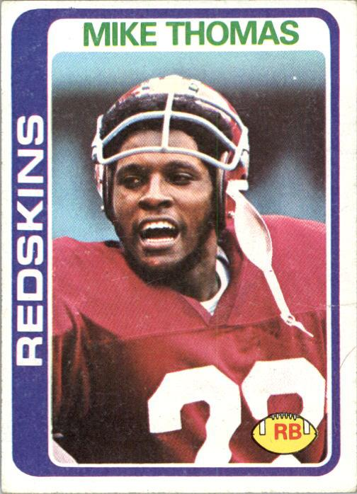 1978 Topps #375 Mike Thomas