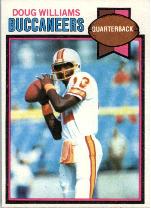 1979 Topps #48 Doug Williams RC