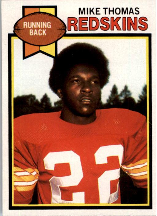 1979 Topps #175 Mike Thomas