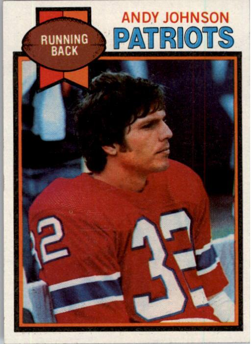 1979 Topps #281 Andy Johnson