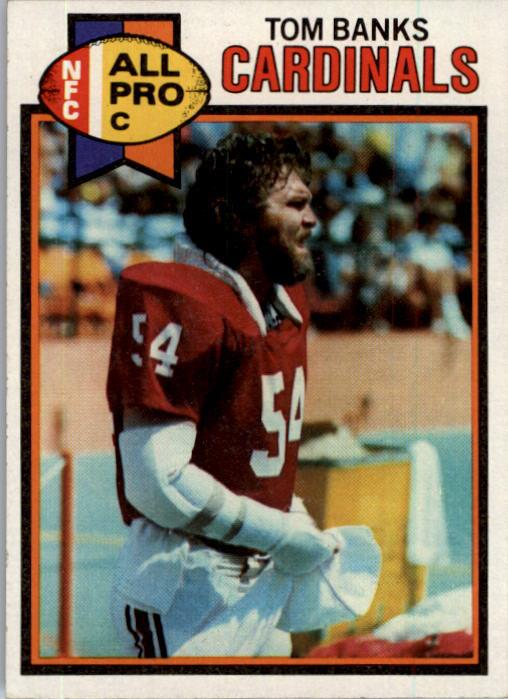 1979 Topps #295 Tom Banks AP