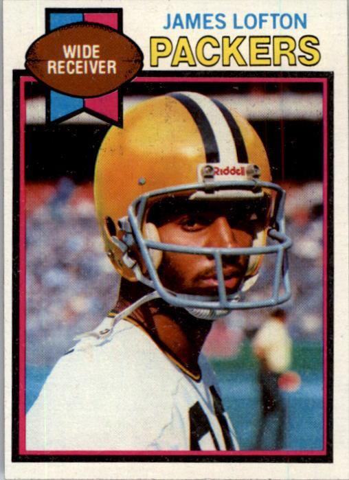 1979 Topps #310 James Lofton RC