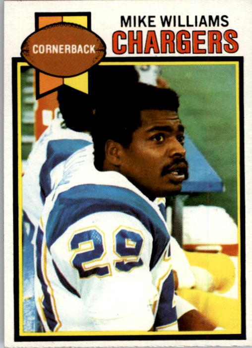 1979 Topps #459 Mike Williams