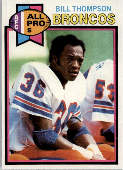 1979 Topps #465 Bill Thompson AP