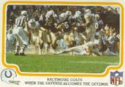 1979 Fleer Team Action #4 Baltimore Colts
