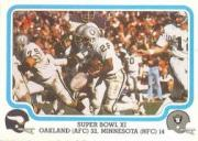 1979 Fleer Team Action #67 Super Bowl XI
