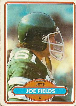 1980 Topps #47 Joe Fields