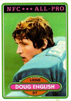 1980 Topps #140 Doug English