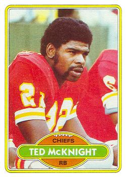 1980 Topps #193 Ted McKnight