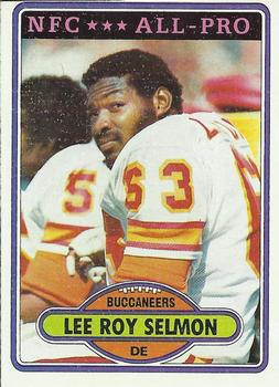 1980 Topps #260 Lee Roy Selmon