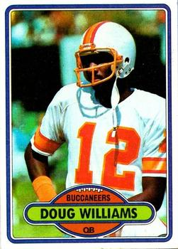 1980 Topps #312 Doug Williams