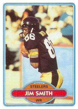 1980 Topps #476 Jim Smith