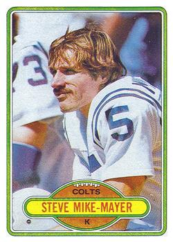 1980 Topps #479 Steve Mike-Mayer