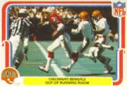 1980 Fleer Team Action #10 Cincinnati Bengals