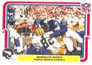 1980 Fleer Team Action #30 Minnesota Vikings