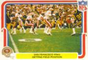 1980 Fleer Team Action #49 San Francisco 49ers