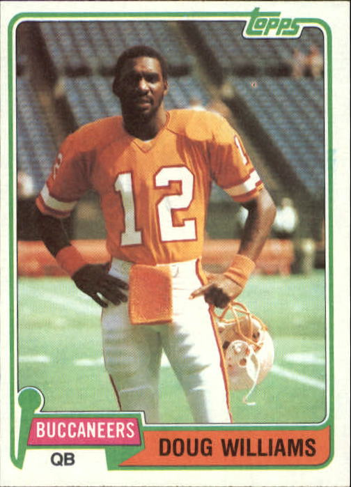 1981 Topps #32 Doug Williams front image