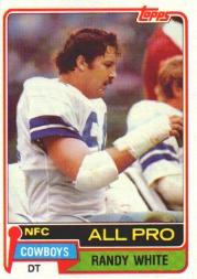 1981 Topps #470 Randy White