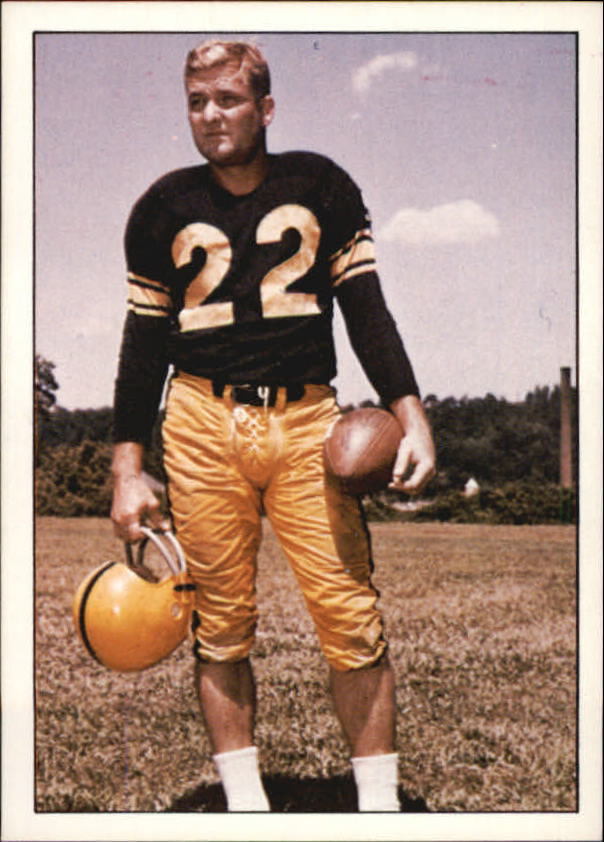 1981 TCMA Greats #4 Bobby Layne