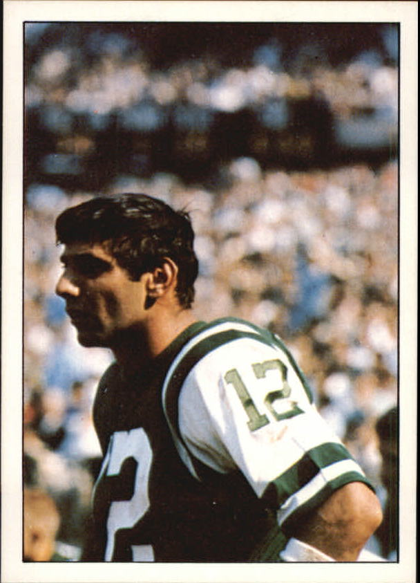 1981 TCMA Greats #6 Joe Namath