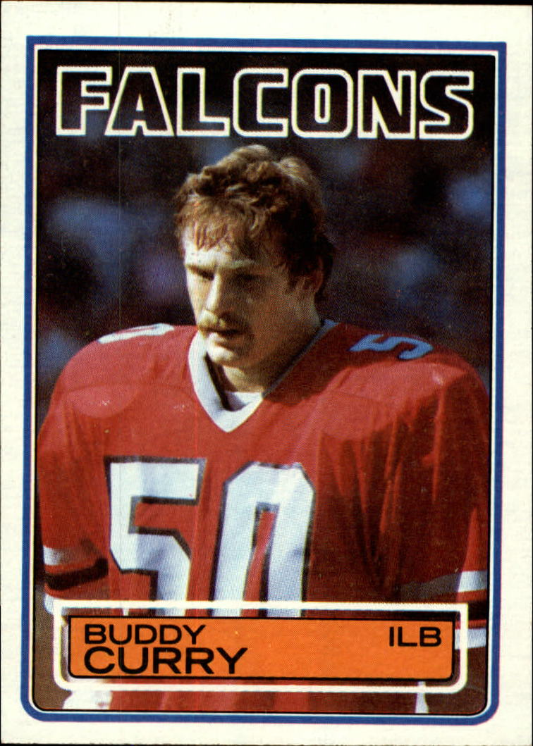 1983 Topps #17 Buddy Curry