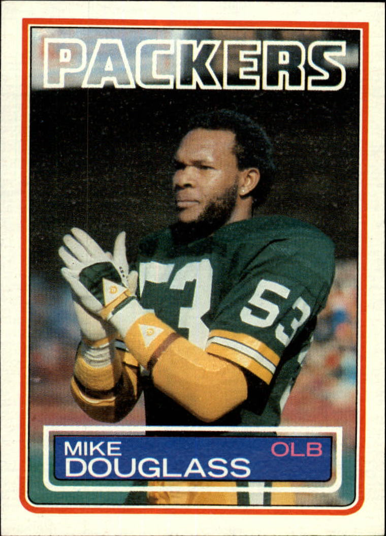 1983 Topps #78 Mike Douglass DP