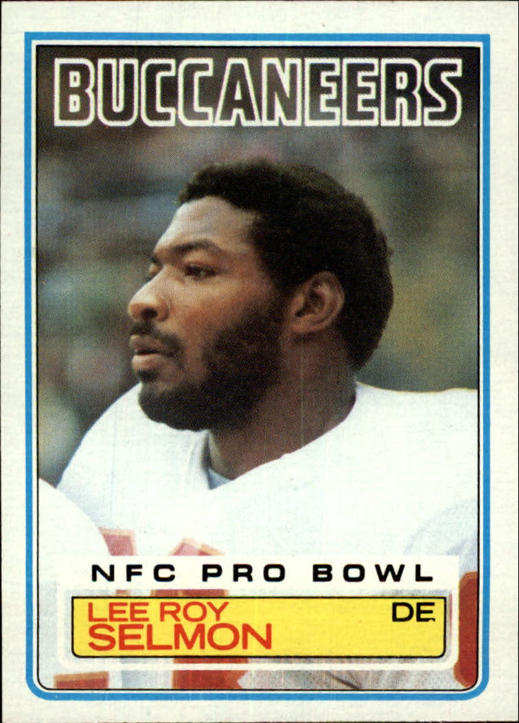 1983 Topps #182 Lee Roy Selmon