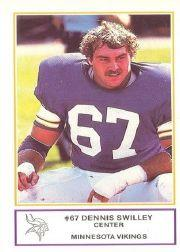 1983 Vikings Police #14 Dennis Swilley