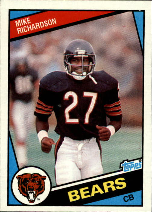 1984 Topps #230 Mike Richardson RC