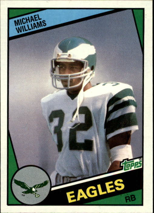 1984 Topps #336 Michael Williams