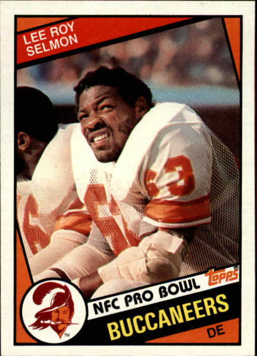 1984 Topps #371 Lee Roy Selmon