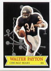 1984 Topps Glossy Send-In #3 Walter Payton