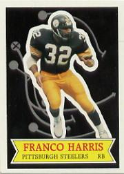 1984 Topps Glossy Send-In #5 Franco Harris
