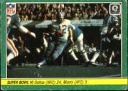 1984 Fleer Team Action #62 Super Bowl VI