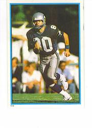 1985 Topps Stickers #114 Steve Largent