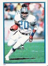 1985 Topps Stickers #228 Billy Sims