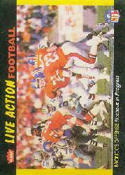 1987 Fleer Team Action #13 Denver Broncos