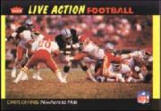 1987 Fleer Team Action #24 Kansas City Chiefs