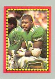 1988 Topps Stickers #43 Reggie White