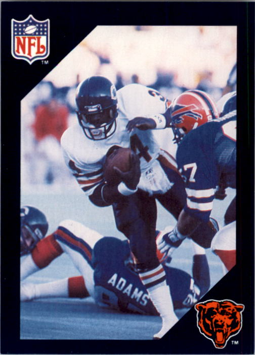 1988 Walter Payton Commemorative #6 Vs. Buffalo Bills