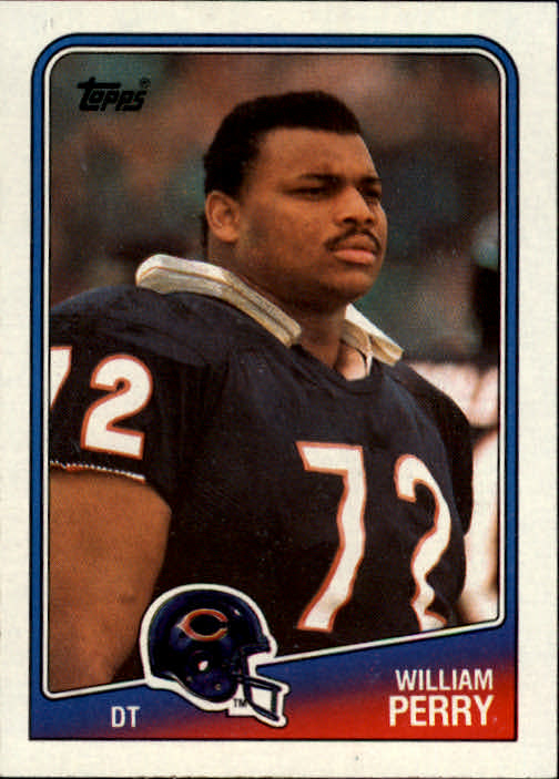 1988 Topps #79 William Perry