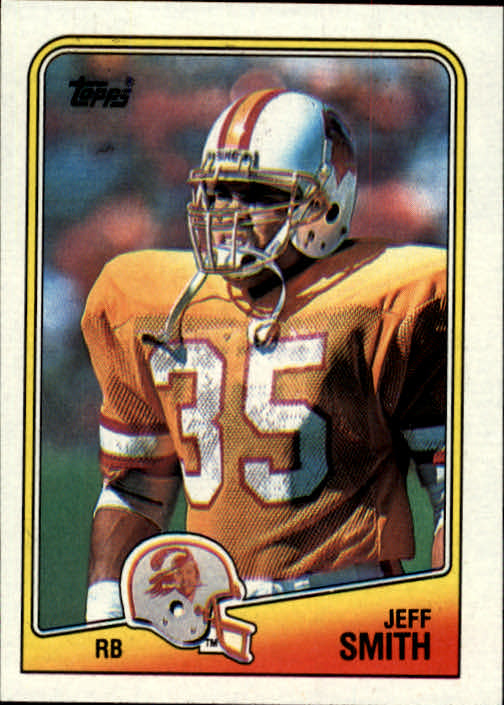 1988 Topps #354 Jeff Smith RBK