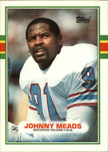 1989 Topps #94 Johnny Meads RC