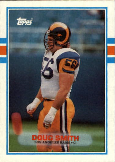 1989 Topps #133 Doug Smith